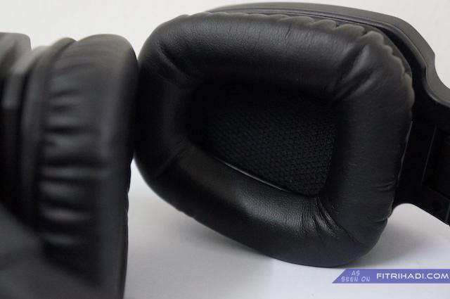 Review Razer Electra Gaming Headphones Selepas 3 tahun 1