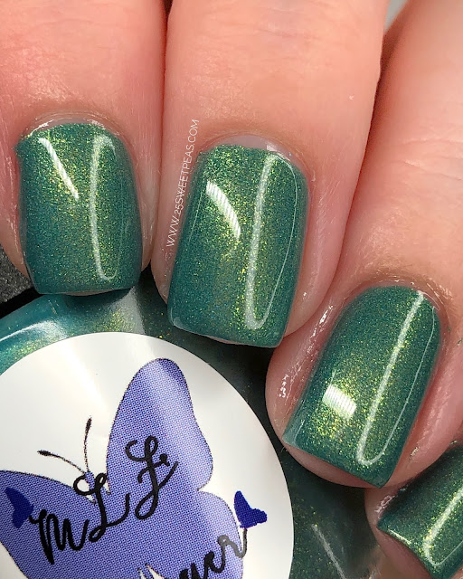 MLF Lacquer Sunset Ocean