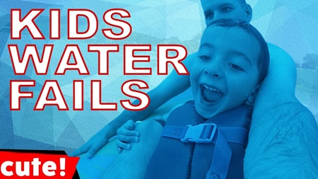 Best Kids Water Fails | Funny Kid Fails Compilation