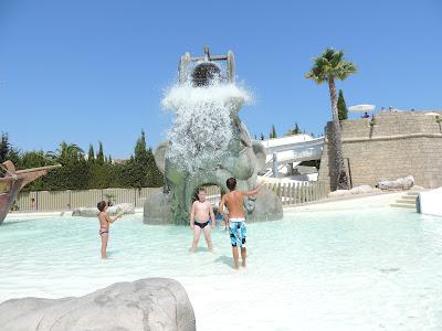 insi splash aquapark insotel cala mandia mallorca