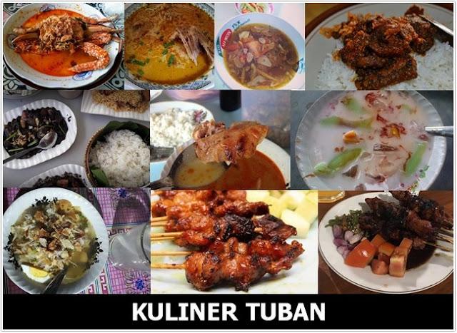 10 Top Kuliner Kabupaten Tuban