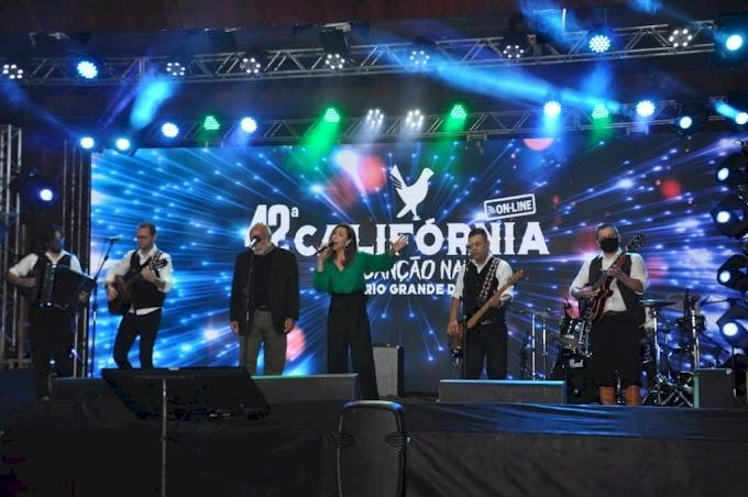A música 'Milonga do Amor Perfeito' levou a Calhandra de Ouro da  42ª Califórnia da Canção Nativa