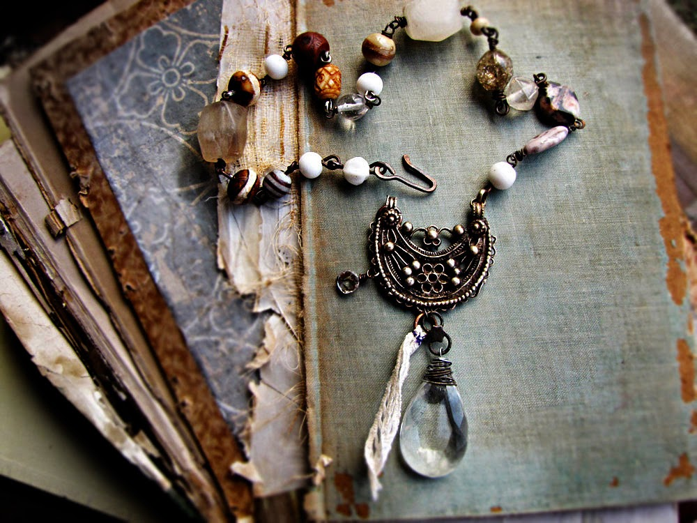Artisan Jewelry - Sparrow Salvage Blog