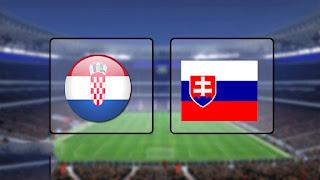مباشر مشاهدة مباراة كرواتيا وسلوفاكيا بث مباشر اليوم الجمعة 06-09-2019 في التصفيات المؤهلة ليورو 2020 يوتيوب بدون تقطيع