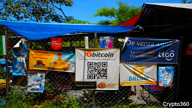 El Salvador has become the first country in the world to make bitcoin