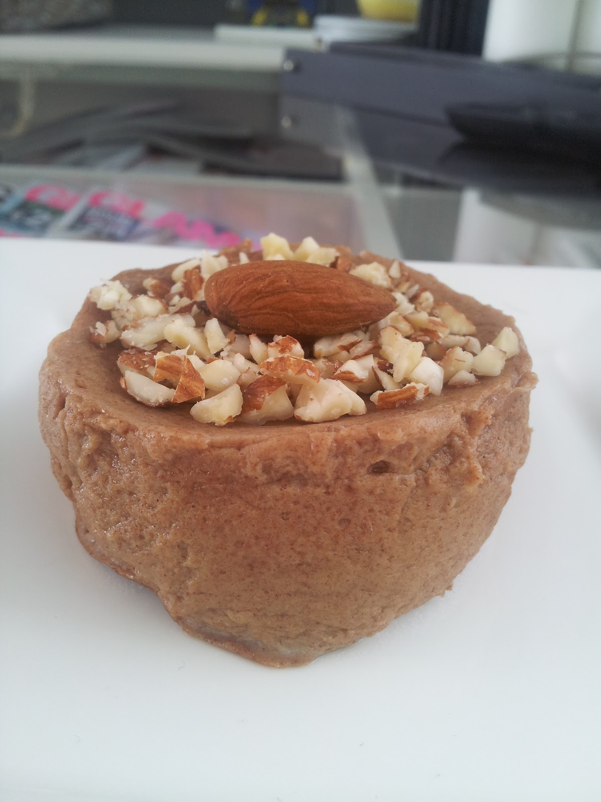 Kruiden Drogen Magnetron Healthy Life Style Speculaas Cake