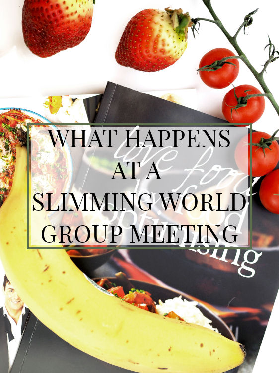 What Happens at a Slimming World Group Meeting