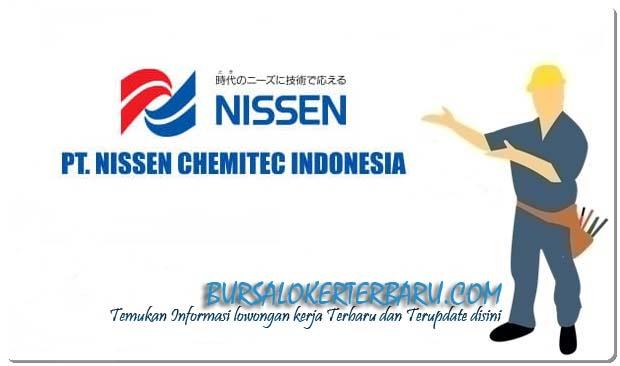 pt. nissen chemitec indonesia