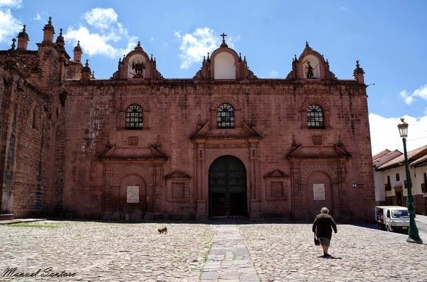 Cusco, Iglesia del Triunfo