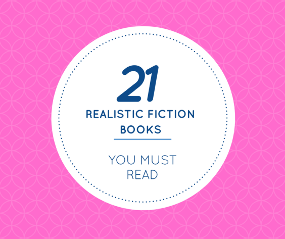 Realistic fiction books