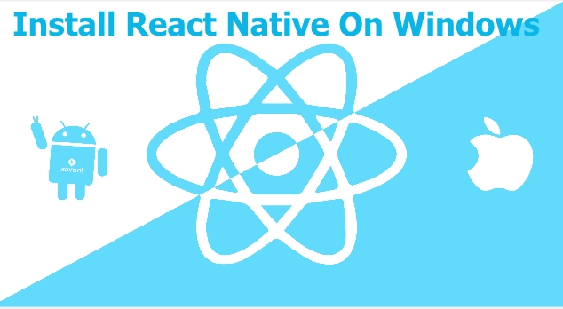 react native tutorial android