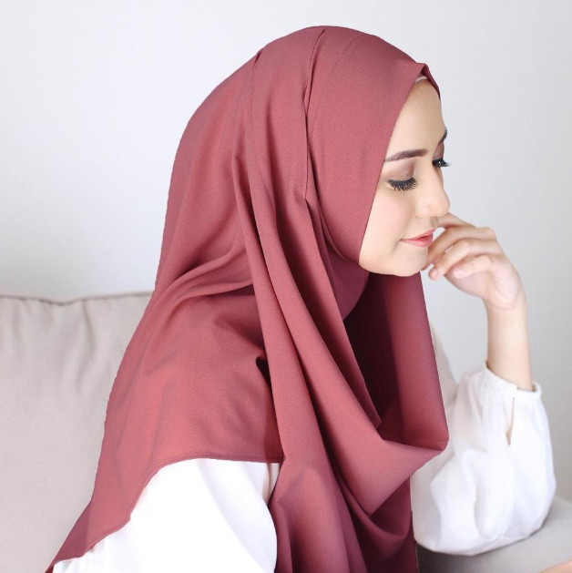 10 Model Hijab Instan Terbaru 2020 yang Trendy