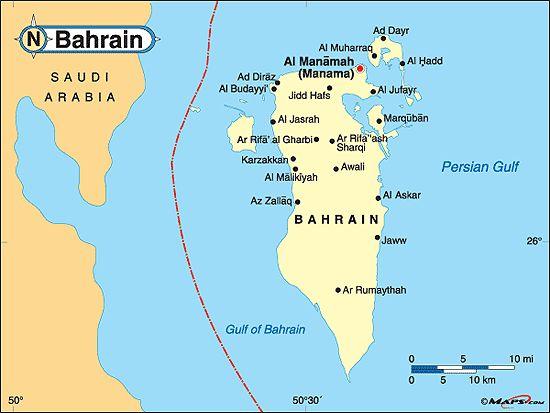 bahrain facts in hindi