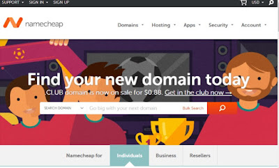 Namecheap: Best Place For Cheap Domain Registration