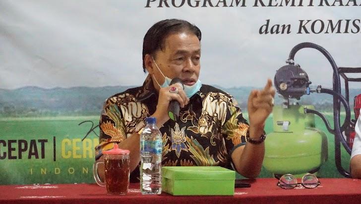 Gandung Pardiman Tolak Masa Jabatan Presiden 3 Periode