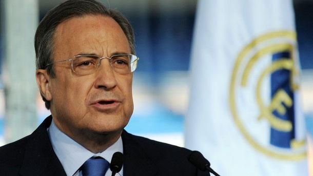 Florentino Pérez podría dejar temporalmente la presidencia del Real Madrid