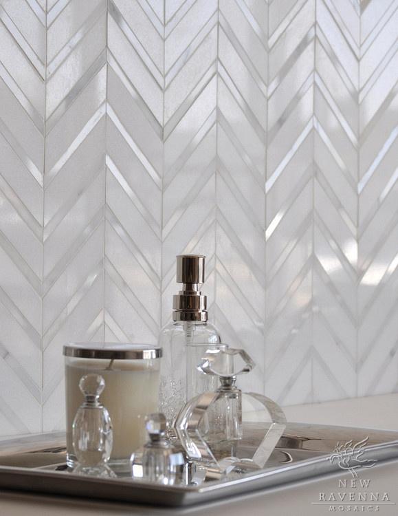 Make Your Everyday Tile Extraordinary With Herringbone