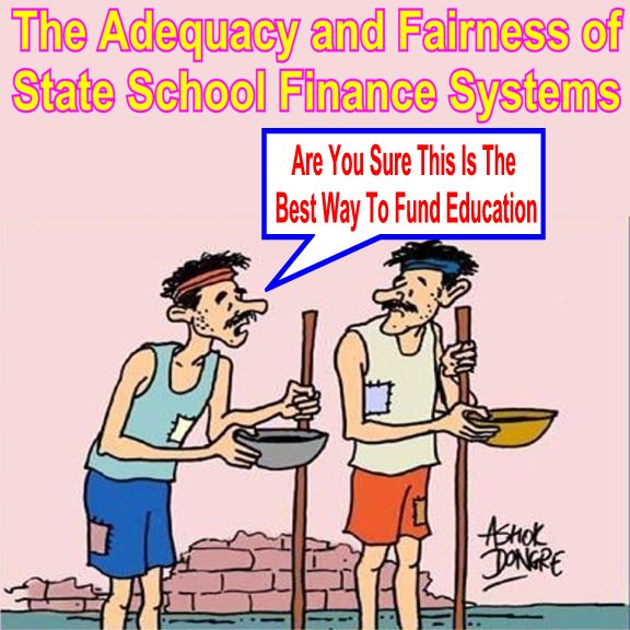 Image result for The Adequacy and Fairness of State School Finance Systems