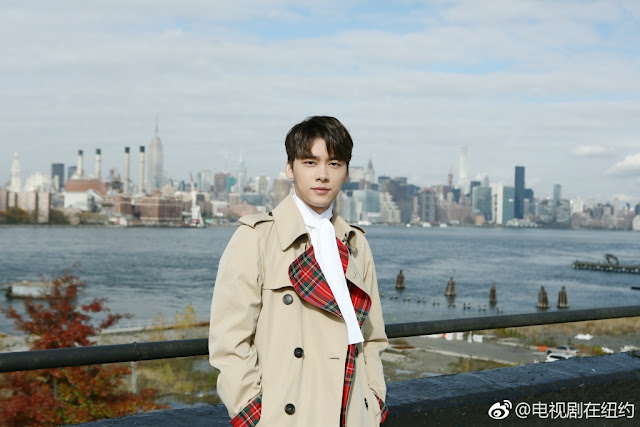 New York Chinese TV Series Li Yi Feng