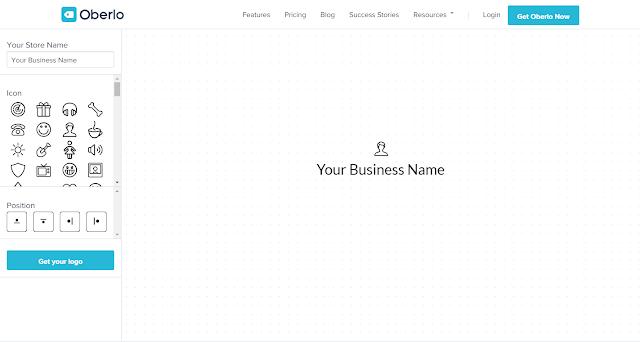 Website for Making Free Online Logos