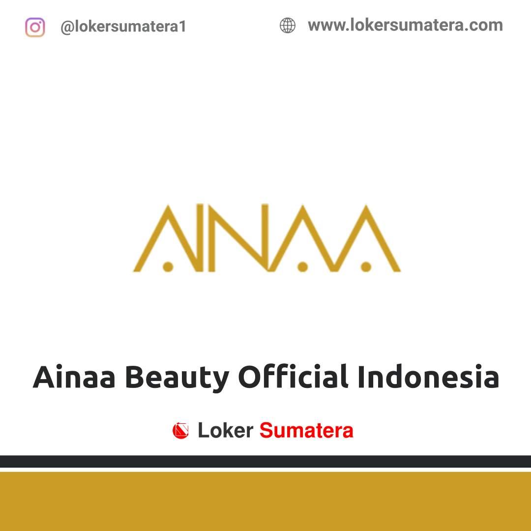 Lowongan Kerja Pekanbaru: Ainaa Beauty Official Indonesia Desember 2020