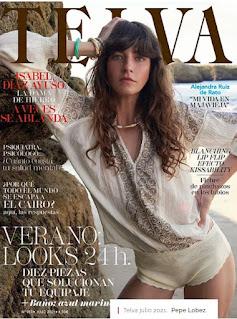 Revista Telva julio 2021 #Telva #revistasjulio #revistas