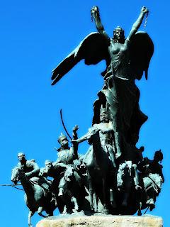 Monumento La Patria al Ejército de los Andes, Parque General San Martín, Mendoza
