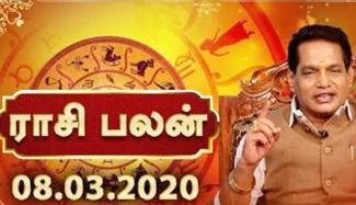 Dhina Palan 07-03-2020 Rajayogam Tv Horoscope