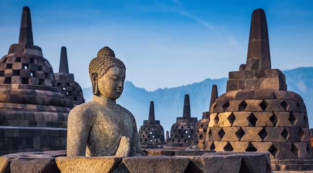 Wisata Candi Borobudur Indonesia