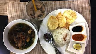 Sop Iga di Kuliner Nusantara