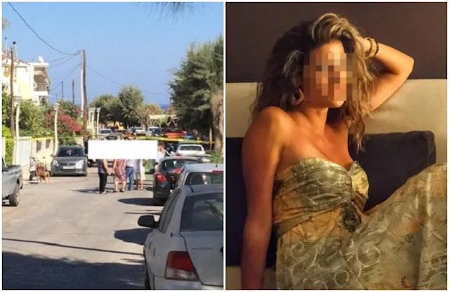 Δολοφονία 32χρονης εκπαιδευτικού στη Ρόδο - Αυτοκτόνησε ο δράστης