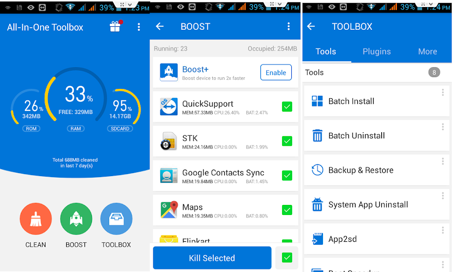 raul vittor alfaro aplicativo herramientas smartphone