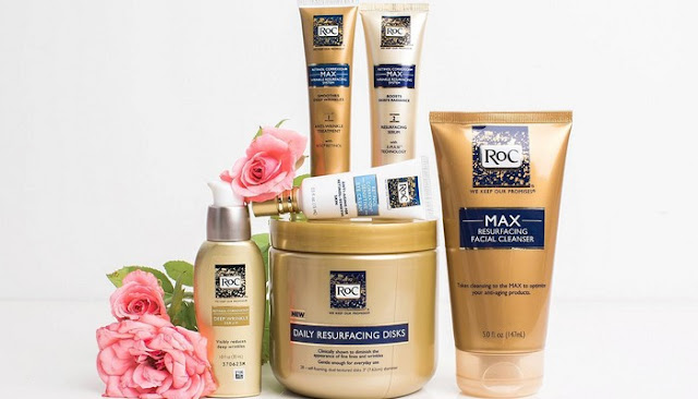 roc skin care products uk