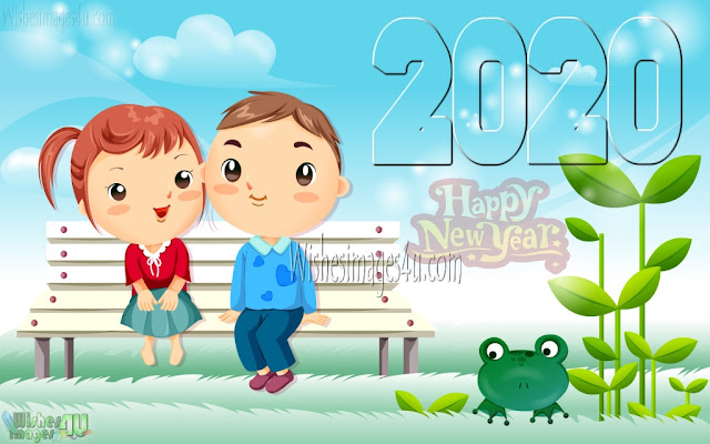 2020 Love Desktop Background HD Download