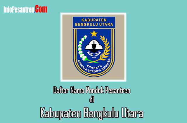 Pesantren di Kabupaten Bengkulu Utara