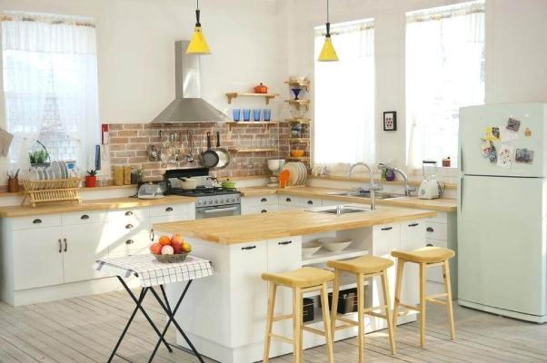 thiết kế nội thất theo phong cách Hàn Quốc