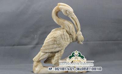 Model Patung Bangau Marmer Yang Memukau Di Pasaran