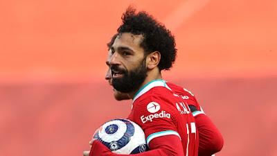 محمد صلاح ينتظر تحقيق رقم تاريخي في مباراة ليفربول ضد ساوثهامبتون