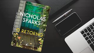 Livro o retorno sobre a mesa - book the return