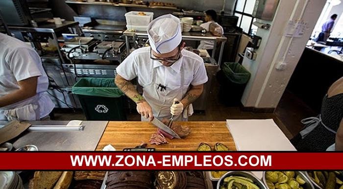 SE BUSCA AYUDANTE DE COCINA PARA LOCAL GASTRONÓMICO