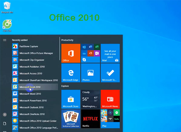 Download Office 2010 (32bit, 64bit) Full - Hướng Dẫn Tải, Cài Đặt Chi Tiết b