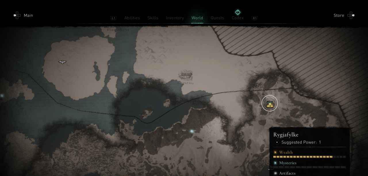 Ingot 12 Map