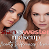 East Meets West: The Differences Between Asian And Western Makeup #infographic