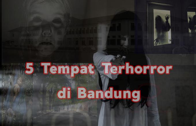 5 Tempat Angker di Bandung Yang Seramnya Melegenda