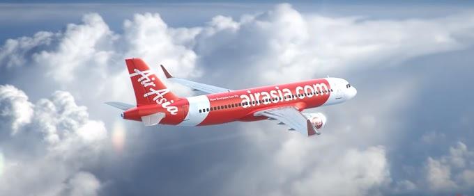 Jimat Duit Dengan Booking Tiket AirAsia Murah Sekarang