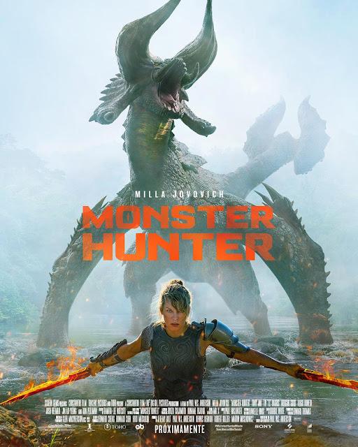 Cartel Monster Hunter