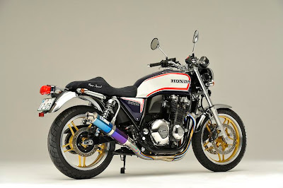 Racing Caf    Honda CB    1100    by Ryujin Japan  1