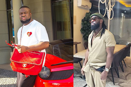 [VIDEO] : Hushpuppi And Timaya Fights Dirty On Instagram