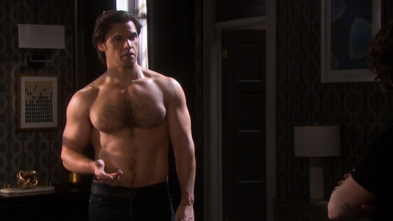 Paul Telfer in Days of Our Lives Episode 2015-09-01