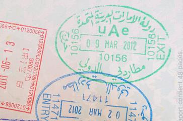 انواع تأشيرات دبى